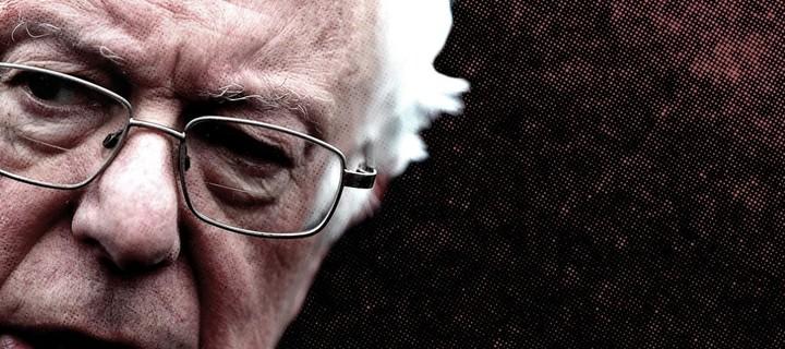 Bernie is a weak front-runner