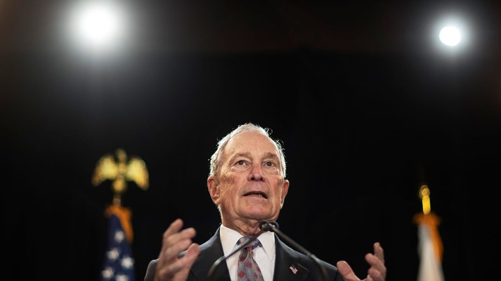 Bloomberg: We cannot provide healthcare to the elderly