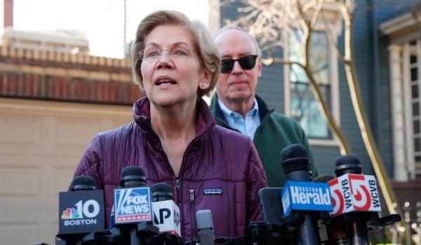 Warren is in denial