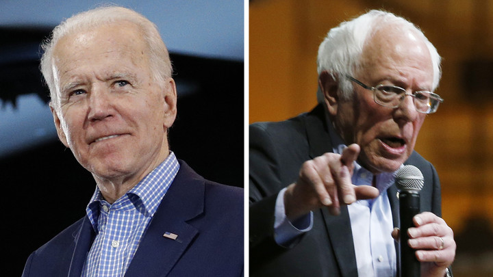 Sanders: Biden cannot generate enthusiasm because he is backed by billionaires