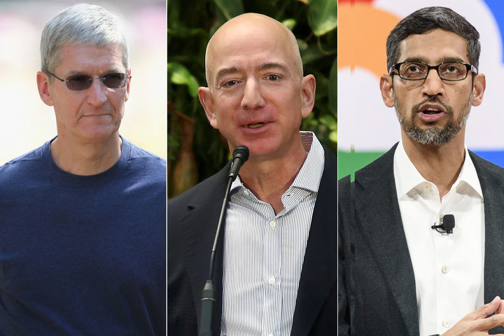 Watch Bezos, Cook, Pichai and Zuckerberg testify in Big Tech antitrust hearing — live updates and analysis