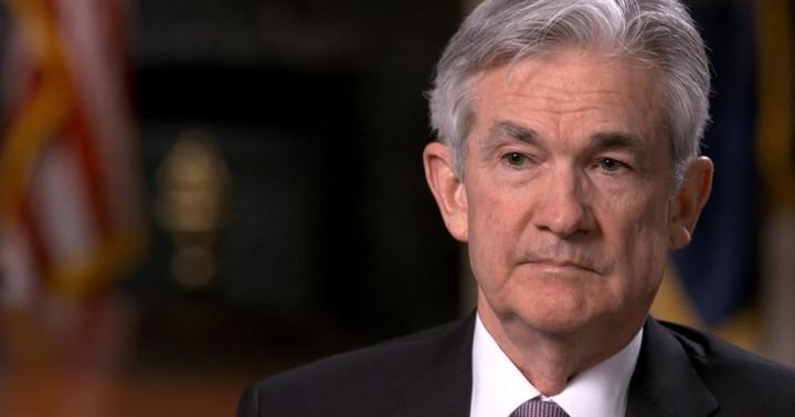 Federal Reserve Chairman Jerome Powell on the coronavirus-ravaged economy