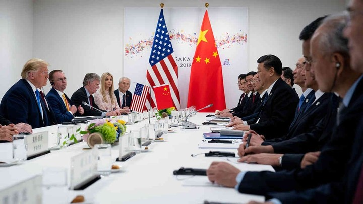 China hardens resolve to defy US, even as it speaks of cooperation; Li Keqiang calls for close trade relations - Firstpost