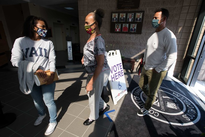 Democratic enthusiasm propels early voting