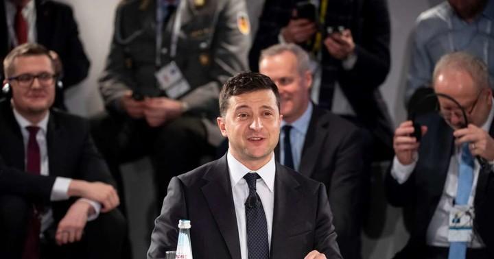 Zelensky: It is not true that Ukraine is a corrupt country