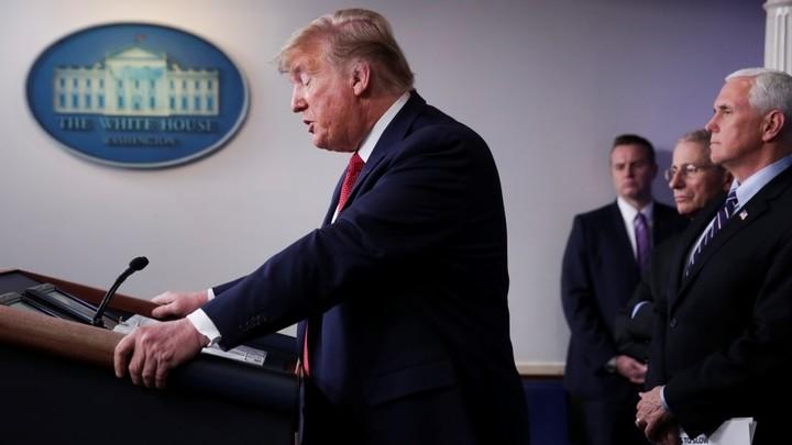 Trump prioritizing the economy over the vulnerable