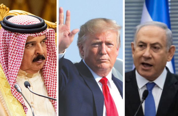 Bahrain agrees to normalize relations with Israel, Trump announces