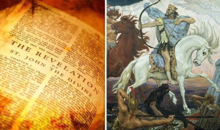 'Four Horsemen are ACTIVE' Bible scholars claim Book of Revelation seals broken