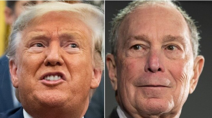 Trump Attacks Mike Bloomberg, Doesn't Seem To Realize He Wasn't Running