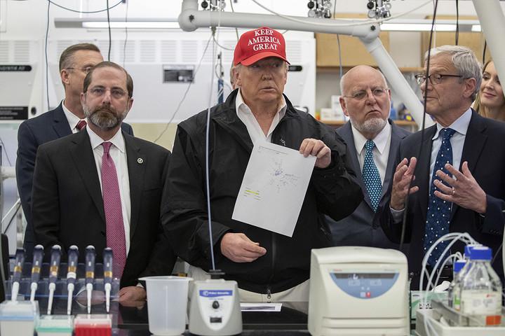 Coronavirus spread to be blamed on Trump's mismanagement