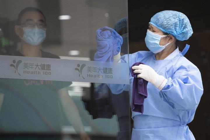 Beijing outbreak raises virus fears for rest of the world