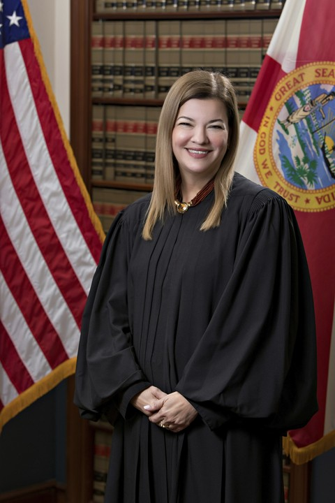 Cuban-American judge Barbara Lagoa on Trump high court list