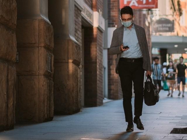 Americans increasingly cautious as coronavirus cases surge