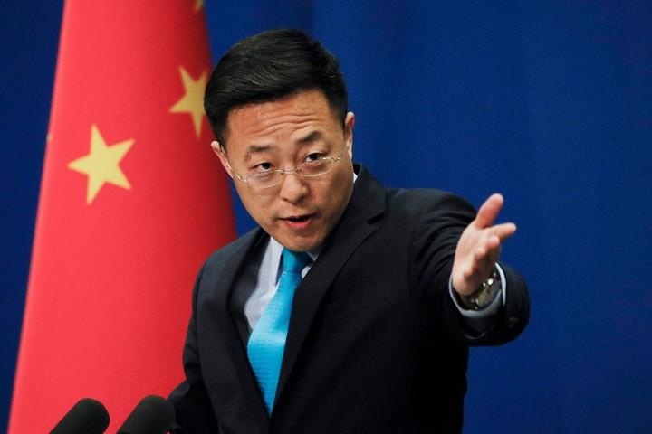 China links the US army to the coronavirus