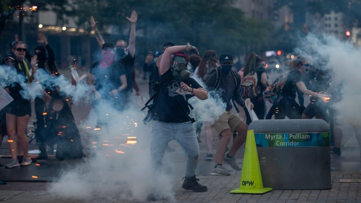 A weekend of chaos: Indianapolis joins U.S. cities grappling with civil unrest, race relations