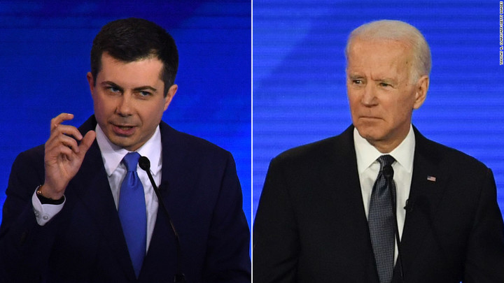 Buttigieg hits back at Biden