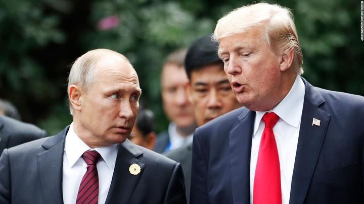 Why Putin wants to help Trump win?