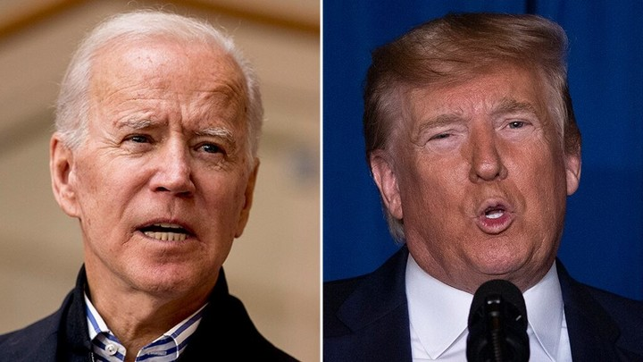 Biden leads Trump in Fox News poll