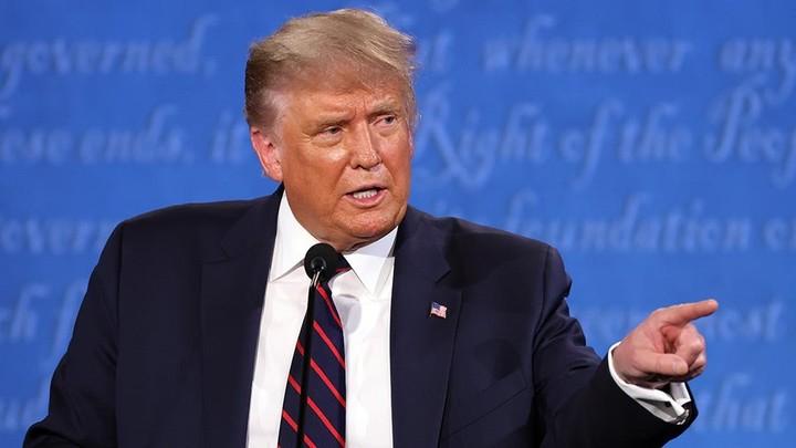 Trump: 'I condemn all white supremacists'