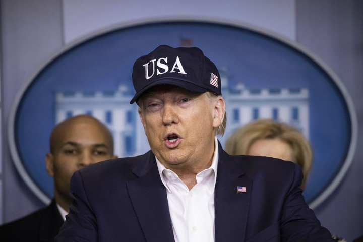 Coronavirus will finish Trump's presidency