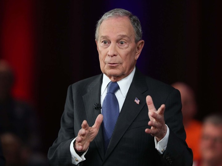 Bloomberg will eat at Chinese restaurant to show solidarity