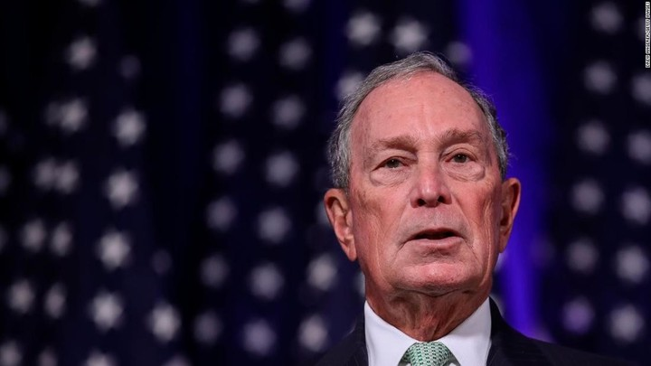 Bloomberg unveils his immigration plan