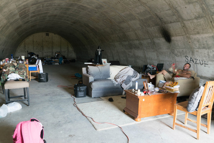 Why so many Americans are buying up personal bunkers