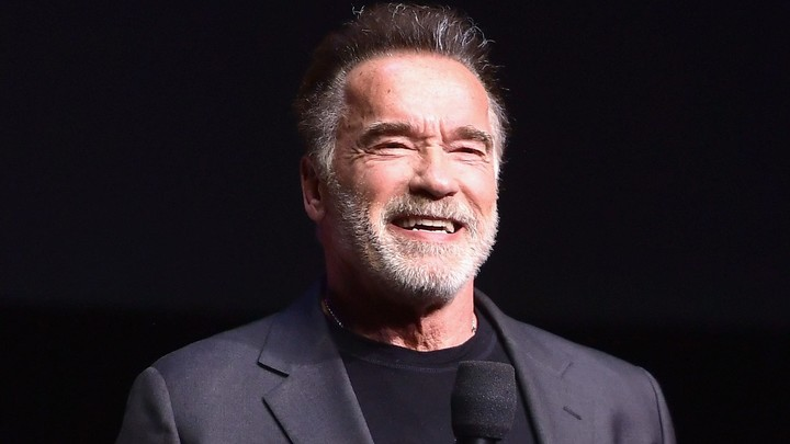 Arnold Schwarzenegger: Anyone makingCOVID-19 masks a 'political issue is an absolute moron'