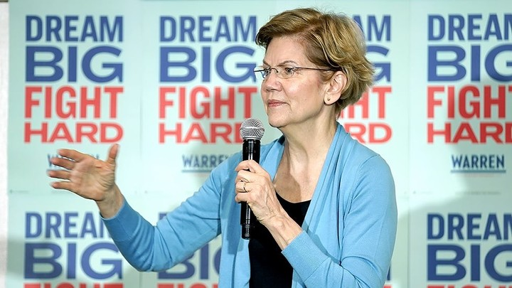Warren reassessing her campaign