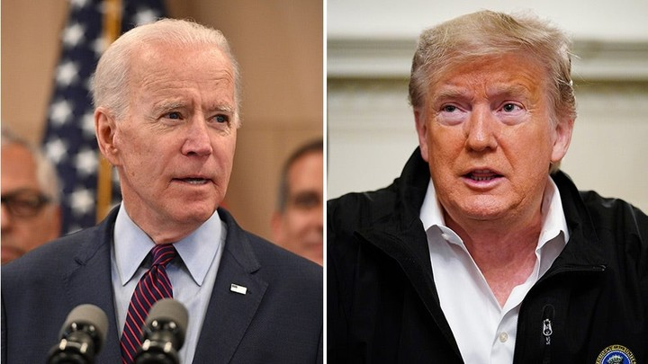 Trump's campaign against Biden will be an ugly one