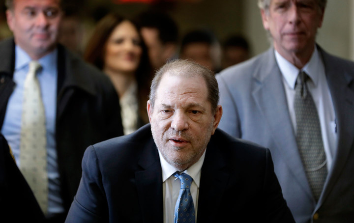 Has the Weinstein verdict changed anything?