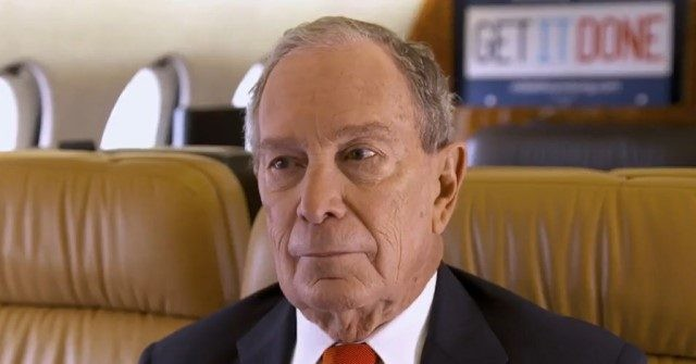 Bloomberg explains why he entered race