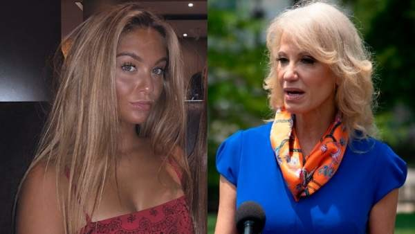 WATCH: Kellyanne Conway Curses at Daughter Claudia in TikTok Video