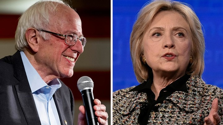 Clinton would support Sanders?