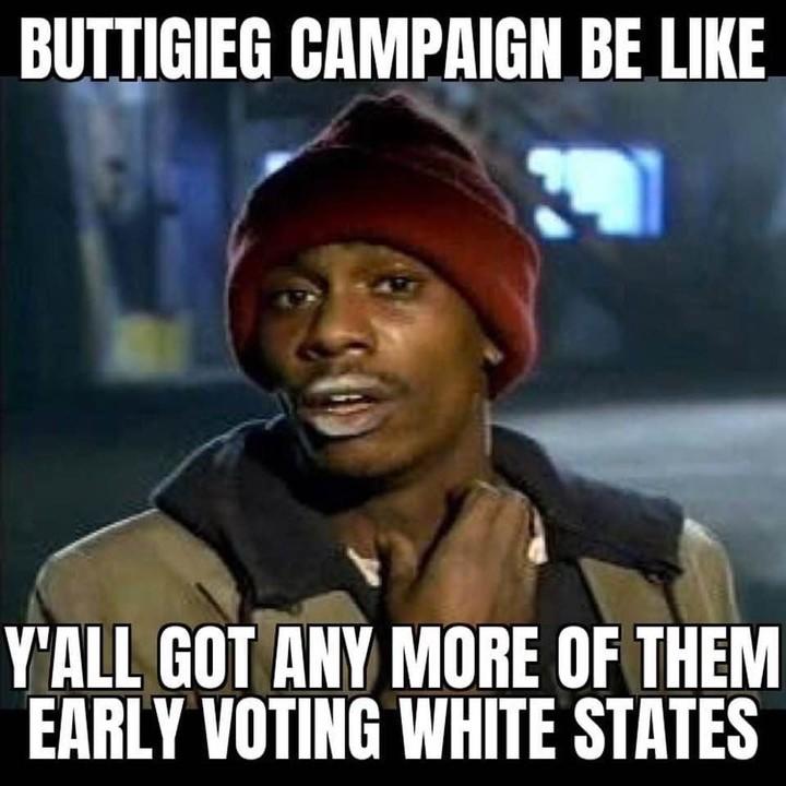 Buttigieg campaign