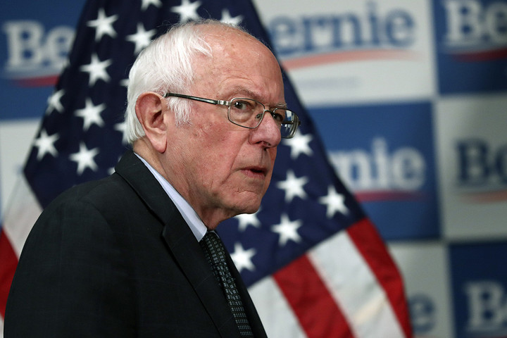 Bernie not ready for quick exit