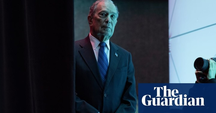 Can Bloomberg buy his way to the WH?