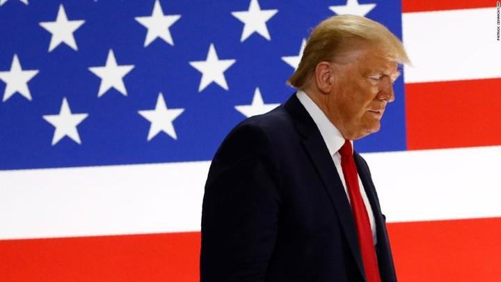 CNN Poll: Trump losing ground to Biden amid chaotic week