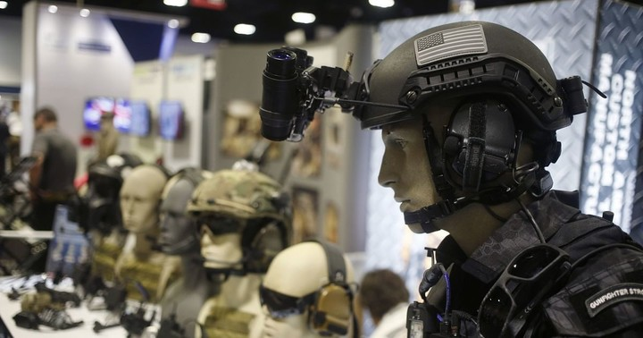Americans Are Frantically Buying Military Gear Before the Election