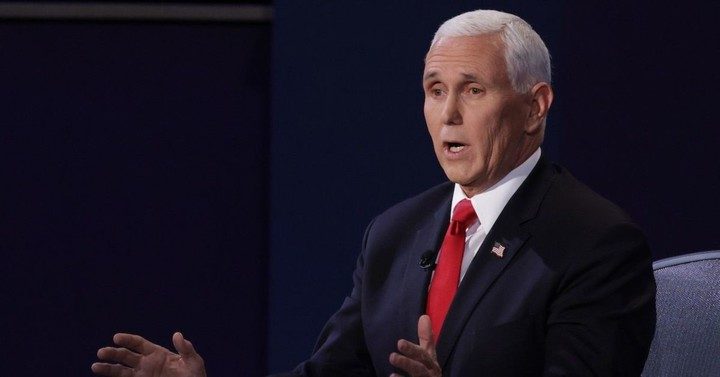 Vice Presidential Debate: Why Mike Pence's Eye Is Concerning Viewers
