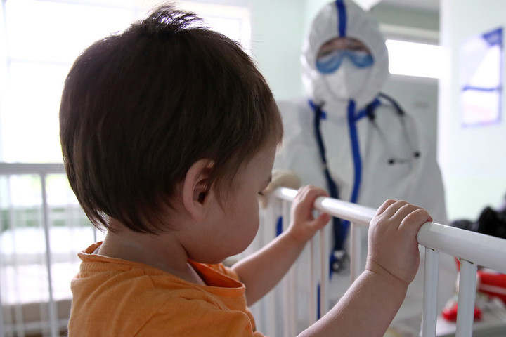 Some kids suffer mysterious brain damage from coronavirus, study finds