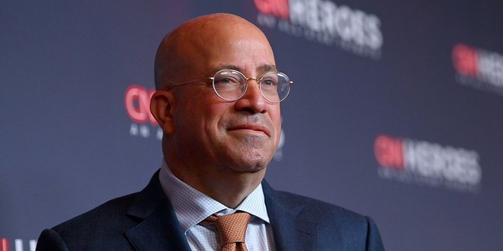 CNN President Jeff Zucker Faces What Might Be His Last Lap