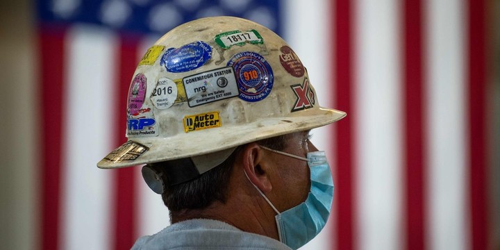 Union Voters Are at Center of Trump vs. Biden Battle for Pennsylvania
