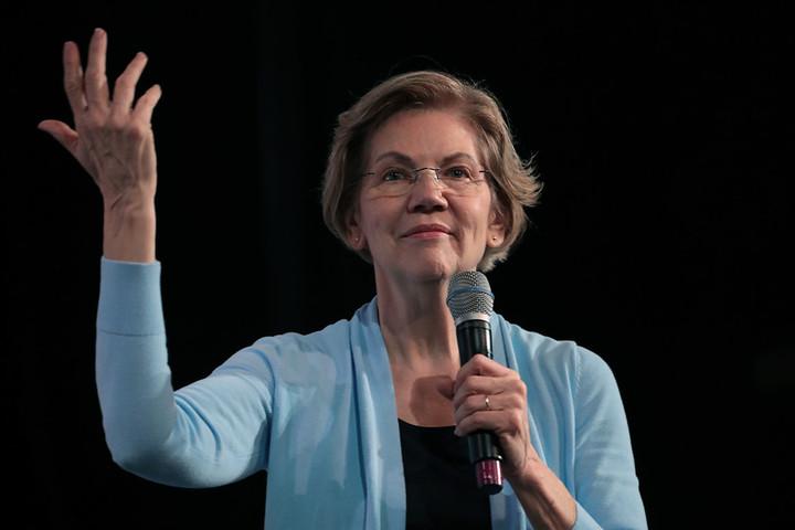 Warren sticking to her strategy