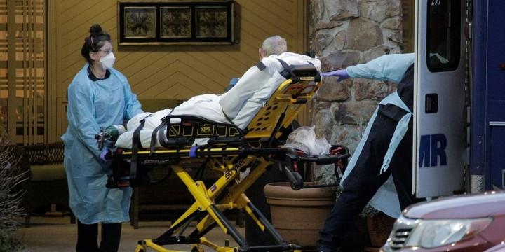 WSJ News Exclusive | Coronavirus Strikes at Least 2,100 Senior Facilities Across U.S., Killing 2,300 People