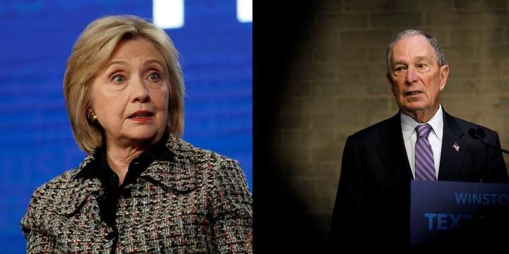 Hillary Clinton wants back in as VP?