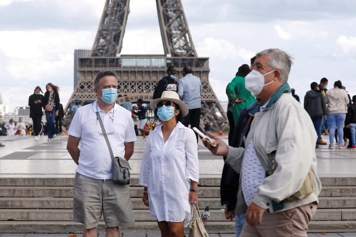 France records 10k new Covid cases - highest daily total since pandemic began