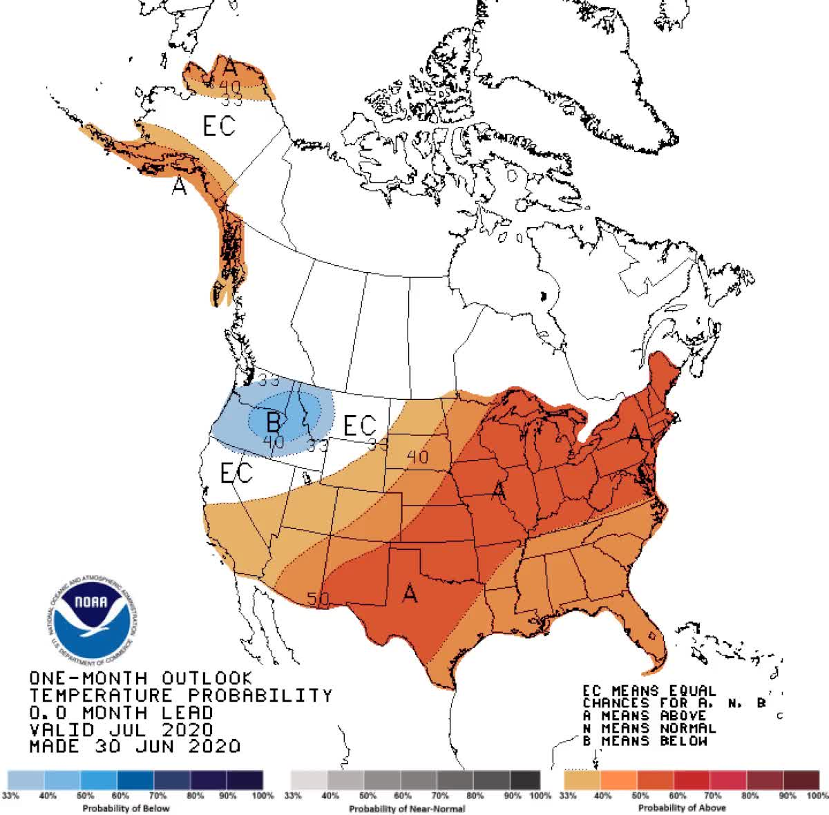 Hellish 2020 to get even hotter with 'potentially historic' heat wave in July, meteorologists warn