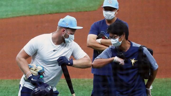 Sports return stalked by coronavirus