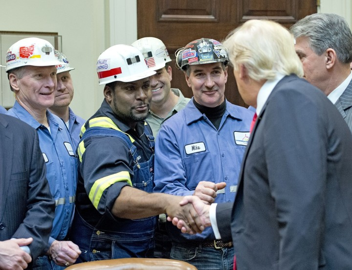 Trump Didn't Save Coal or Steel. To Be Fair, No One Could.